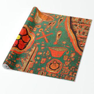 Papel De Presente Klee - eflorescência