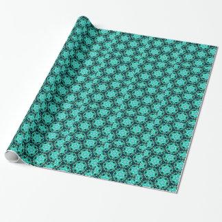 Papel De Presente Laço verde de Tilly