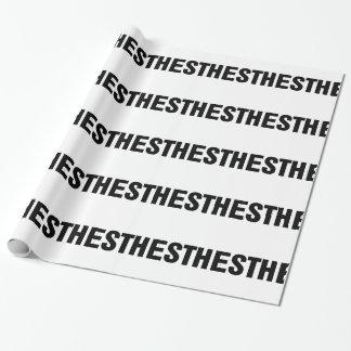 Papel De Presente Lâmina do Mac da anestesia
