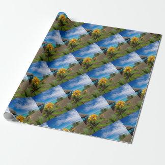 Papel De Presente Landscape of bora bora