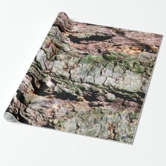 Papel De Presente Latido de árvore