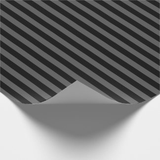 Papel De Presente Listras horizontais simples