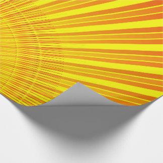 Papel De Presente Luz do sol!
