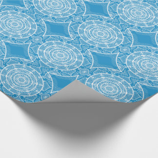 Papel De Presente Mandala do Bluebird