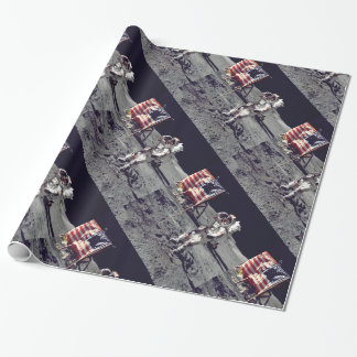 Papel De Presente Moonwalk Apollo 17