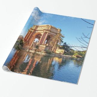 Papel De Presente O palácio de San Fransisco