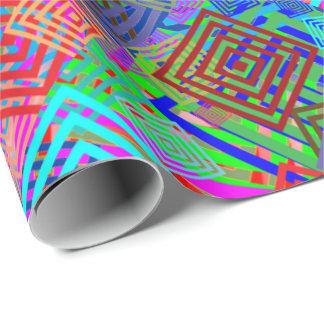 Papel De Presente Os modelos para a venda DIY adicionam o TEXTO da