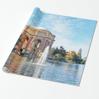 Papel De Presente Palácio das belas artes - San Francisco