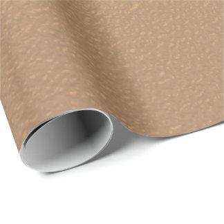 Papel De Presente Papel de envolvimento Cobre-Colorido metálico