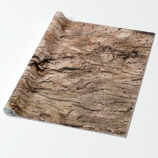 """Papel De Presente Papel de envolvimento do latido de árvore, 30"""" x"""
