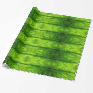 Papel De Presente Papel de envolvimento--Folha de palmeira