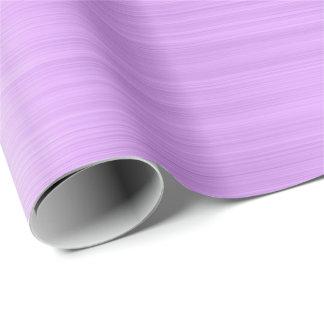 Papel De Presente Pastel Amethyst roxo da ameixa do Lux Glam MÍNIMO