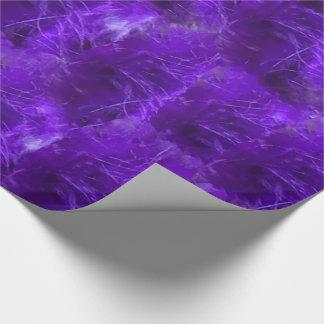 Papel De Presente Penas de Purple Heart