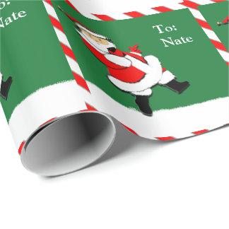 Papel De Presente Presentes adolescentes do Natal