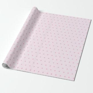 Papel De Presente Rosa & dia dos namorados cor-de-rosa do papel de