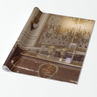 Papel De Presente Sala Rococo francesa em Paris