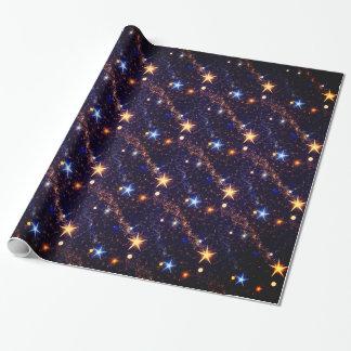 Papel De Presente Shooting Stars!