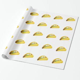 Papel De Presente Tacos