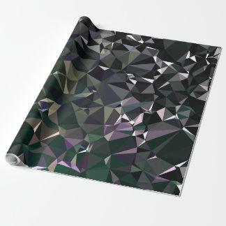 Papel De Presente Teste padrão geométrico abstrato moderno - doca da