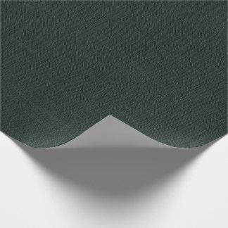 Papel De Presente Textura de serapilheira do verde de caçador