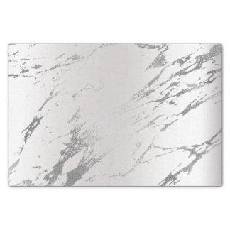 Papel De Seda Abstrato de mármore monocromático dos cursos das