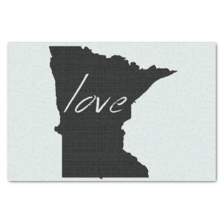 Papel De Seda Amor Minnesota