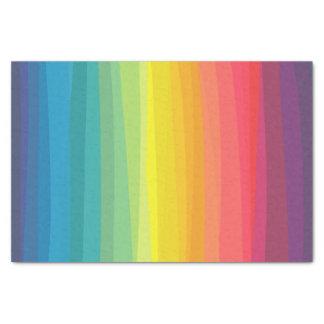 Papel De Seda Arco-íris