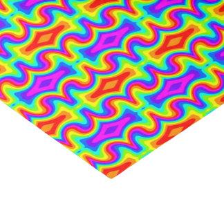 Papel De Seda Arco-íris 2 da modificação