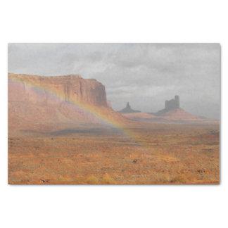 Papel De Seda Arco-íris do deserto