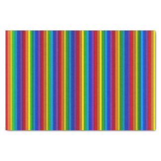 Papel De Seda Arco-íris vertical