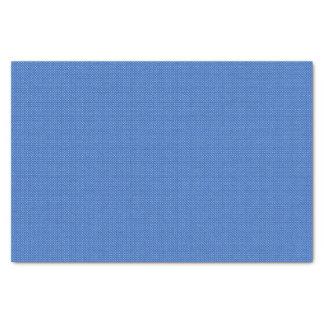 Papel De Seda Azul