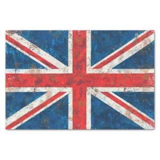 Papel De Seda Bandeira de Union Jack