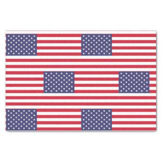 Papel De Seda Bandeira nacional dos Estados Unidos da América