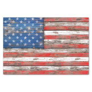 Papel De Seda Bandeira referente à cultura norte-americana