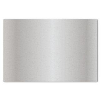 Papel De Seda Bels de prata metálicas