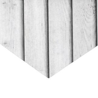 Papel De Seda Branco de madeira | dos Slats | do falso