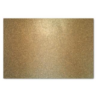 Papel De Seda Brilho Glam elegante do ouro