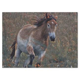 Papel De Seda cavalo maravilhoso