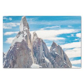 Papel De Seda Cerro Torre Parque Nacional Los Glaciares