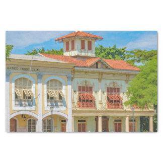 Papel De Seda Construções históricas, Parque Historico,