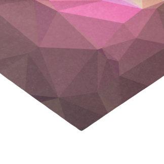 Papel De Seda Design abstrato & colorido do teste padrão -