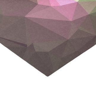 Papel De Seda Design abstrato & colorido do teste padrão - a