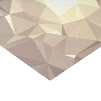 Papel De Seda Design abstrato & colorido do teste padrão - Fox