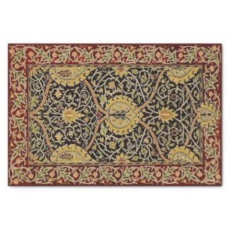 Papel De Seda Design do impressão da arte do tapete persa de