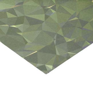 Papel De Seda Design geométrico abstrato de LoveGeo - alga brava