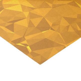 Papel De Seda Design geométrico elegante & limpo - Citrine