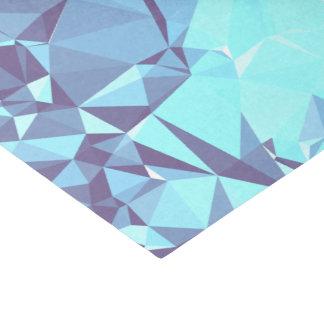 Papel De Seda Design geométrico elegante & limpo - pombo em