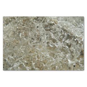 Papel De Seda Design Textured do abstrato do gelo natureza