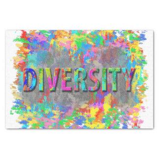 Papel De Seda Diversidade