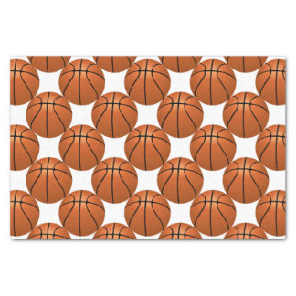 Papel De Seda Divertimento do basquetebol